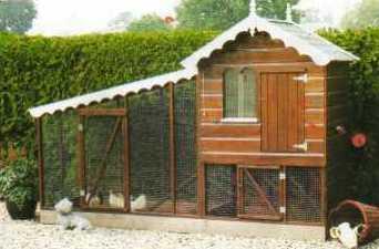Kippenhok zelf bouwen of - Hoe een overdekt terras te bouwen ...